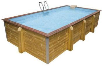Cat gorie piscine et accessoire du guide et comparateur d for Piscine bois enterrable rectangulaire